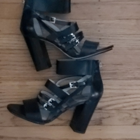 Michael Kors strappy shoes!